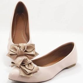 20ff9195e2 Duda Lima Sapatilhas - Sapatos para Feminino Nude no Mercado Livre ...