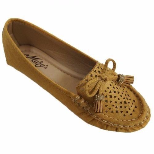 d1ce750828 Sapatilha Feminino Sapato Marys Mulher Com Laço Estiloso - R  29