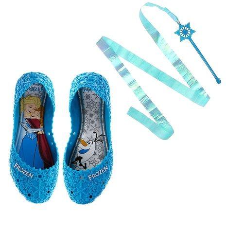 6c0efcd1a Sapatilha Frozen Infantil Grendene Kids Let It Go Azul +nf - R  49 ...