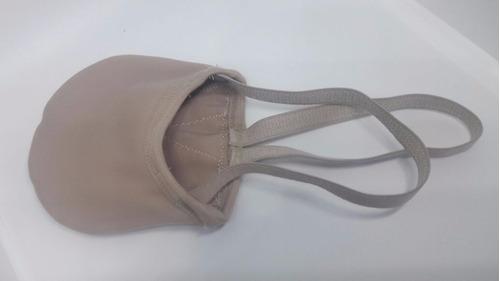sapatilha ginastica rítmica - ponteira -  p/m/g/gg