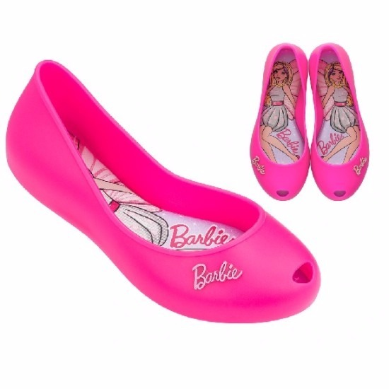 d50fd97a76 Sapatilha Grendene Kids Infantil Barbie Magic Girl Rosa - R  39