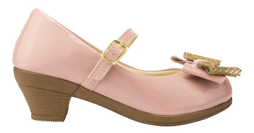 sapatilha infantil feminina boneca sandalia salto menina 12