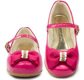 91acaca35dcb8 Sapato Infantil Vermelho - Sapatilhas para Meninas Rosa com o Melhores  Preços no Mercado Livre Brasil