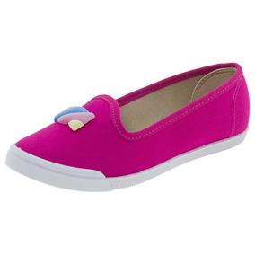 0912dc3675 Sapatilha Molekinha Infantil 33 34 - Sapatos no Mercado Livre Brasil