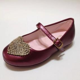 31280e144 Sapato Social Infantil Feminino Pampili - Sapatos no Mercado Livre Brasil