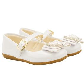 b6cd500ed8 Sapato Dourado Feminino - Sapatos no Mercado Livre Brasil