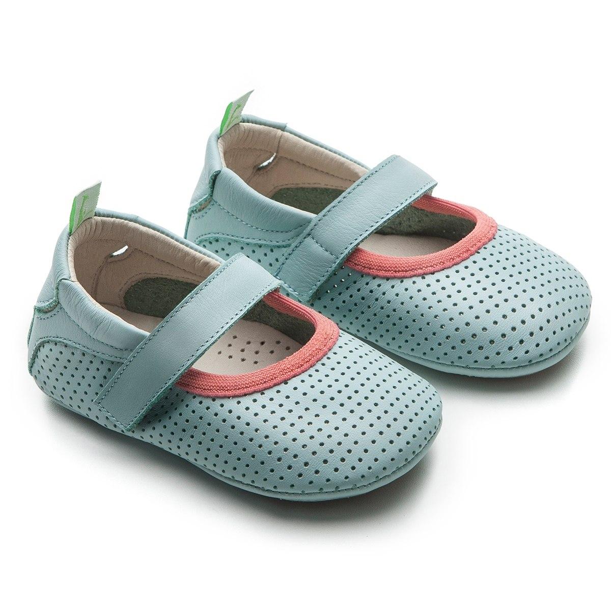 af8d897595 sapatilha infantil freely aquamarine holes - tip toey joey. Carregando zoom.