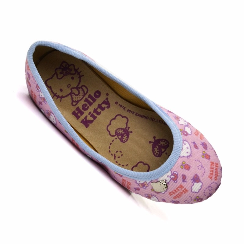 ad6eb0f547 sapatilha infantil grendene hello kitty 21463 - maico shoes. Carregando  zoom.