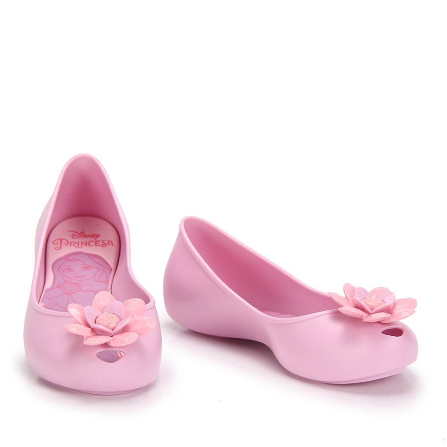f9a2ce6189 Sapatilha Infantil Grendene Princesas - 23 Ao 34 - Rosa - R  39