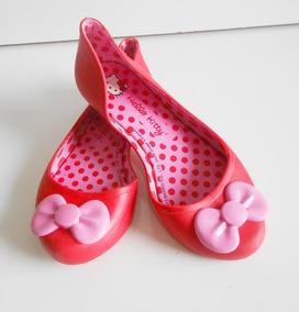 82b05924a5 Sapatilha Hello Kitty Meninas Sapatilhas Grendene - Calçados