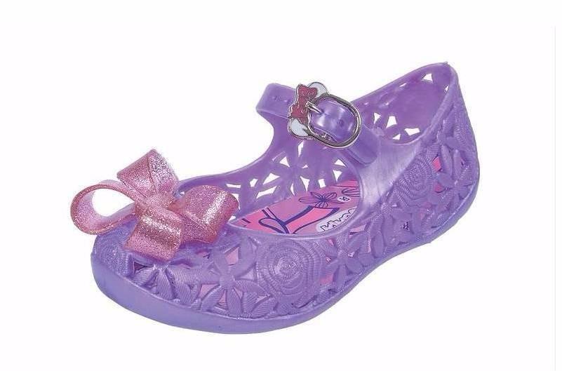6c7ce2a1c9 sapatilha infantil menina lacinho kiko e kuka cor lilás. Carregando zoom.