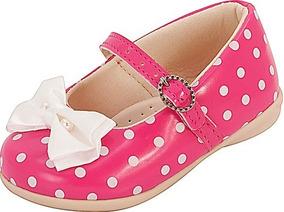 f61a60e3e2 Sapatilha Envernizada Infantil Rosa - Sapatos no Mercado Livre Brasil