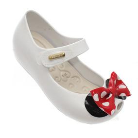 f838acda4 Sapatilha Infantil Minnie - Sapatos para Meninas com o Melhores Preços no  Mercado Livre Brasil