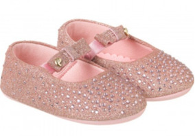 c301851ec4 Sapatilha Infantil Twist Glace Floral Pampili - Calçados