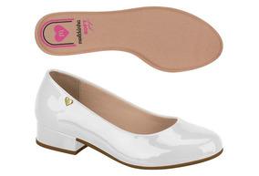 c9e5c73d69 Sapato Infantil Molekinha Com Salto Sapatilhas - Calçados