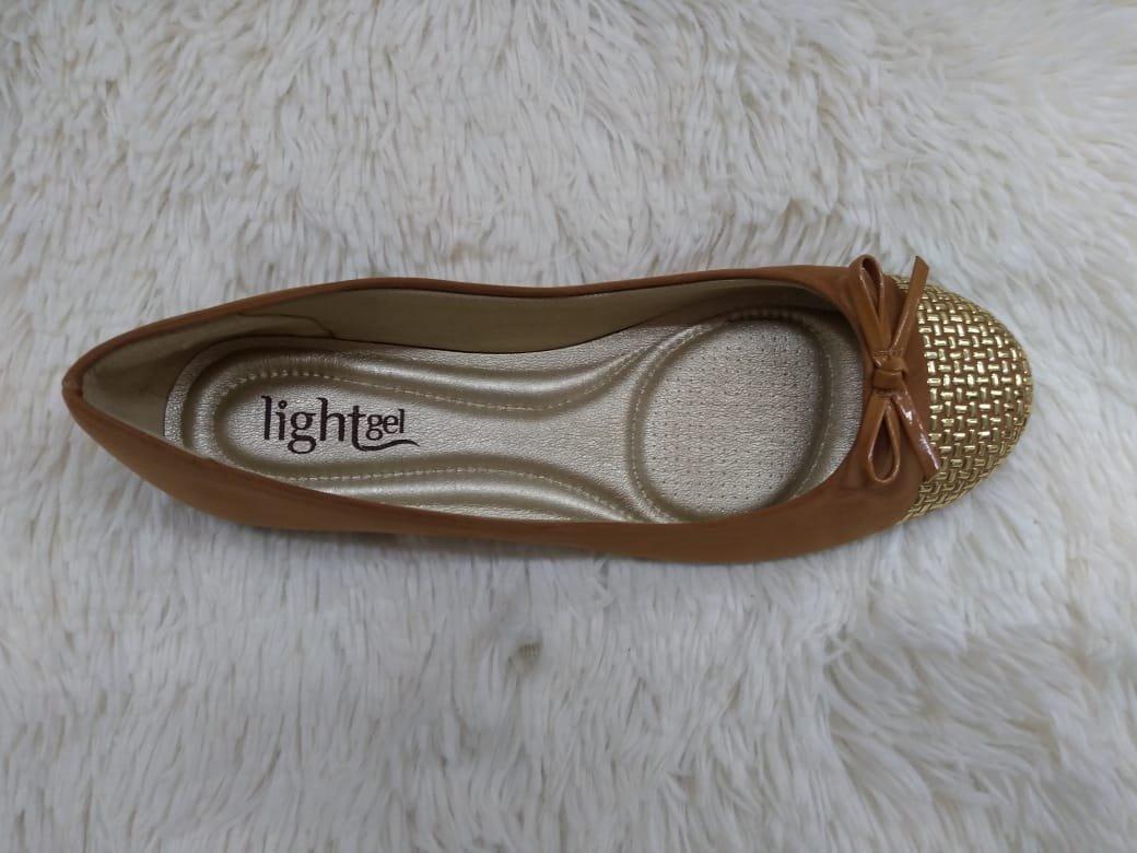 0fb1ac156e sapatilha light gel - marrom 521.4672. Carregando zoom.