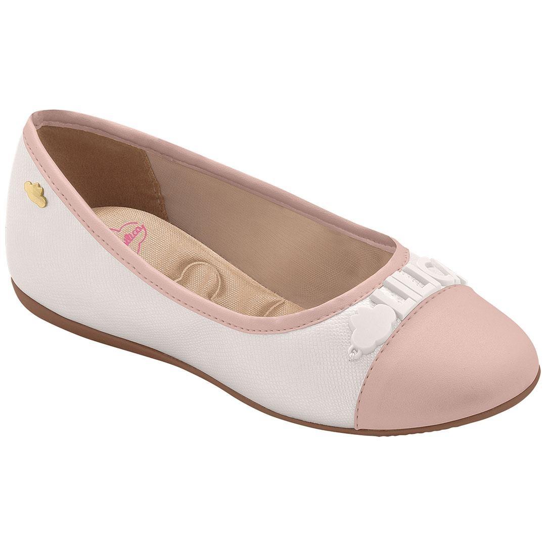 c2ec990d545 sapatilha lilica ripilica menina rosa e branco. Carregando zoom.