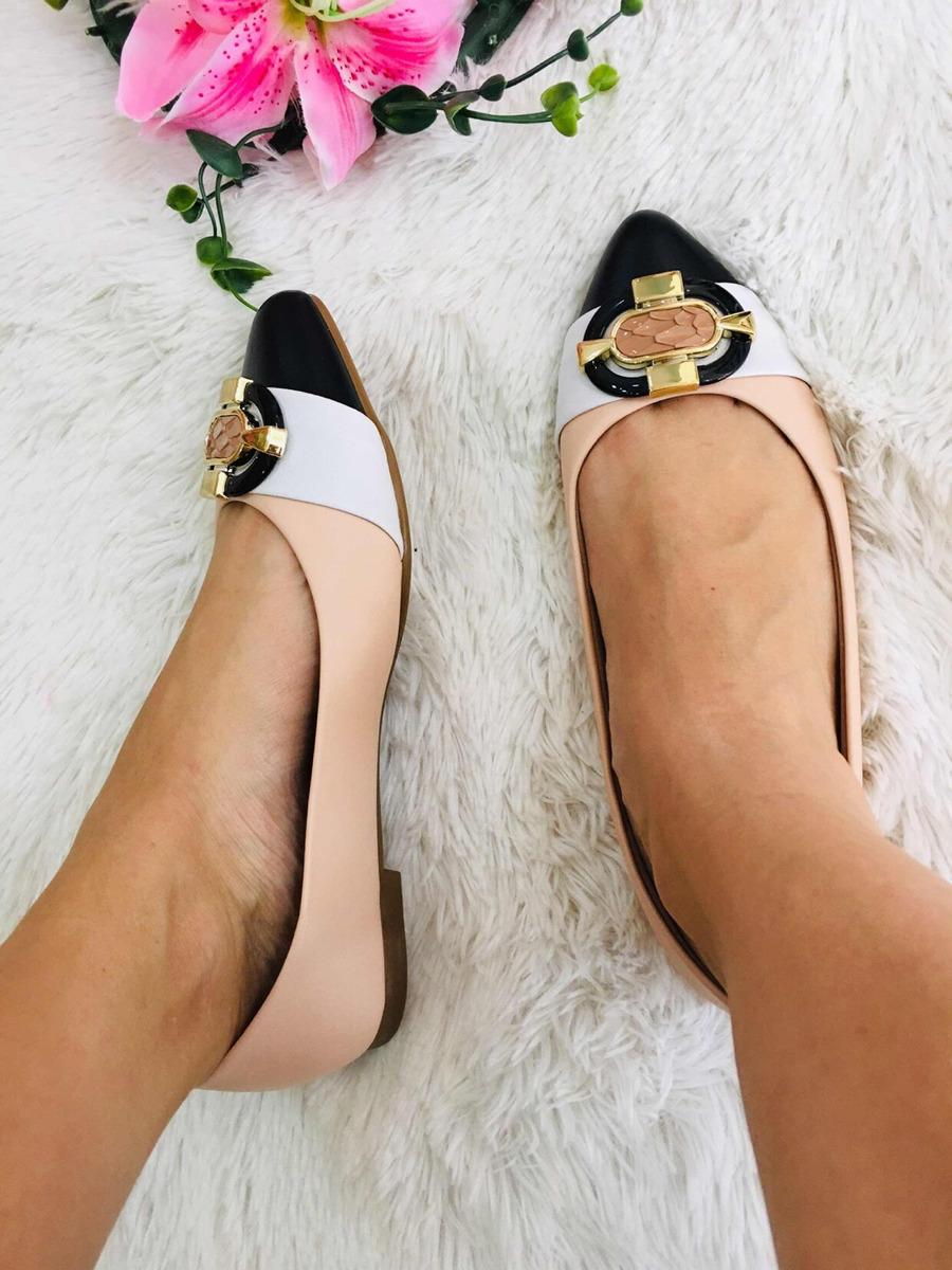 bbd74bb3fc sapatilha luxo palmilha confort linda - sapatos femininos. Carregando zoom.