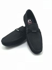 c5d9b4f774 Sapatilha Masculina Pegada Rato Em Couro - Sapatos no Mercado Livre ...