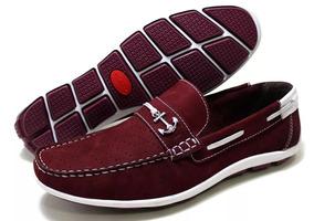 42b50ddc4f Sapatilha Masculina Couro - Sapatos para Masculino Verde musgo no Mercado  Livre Brasil