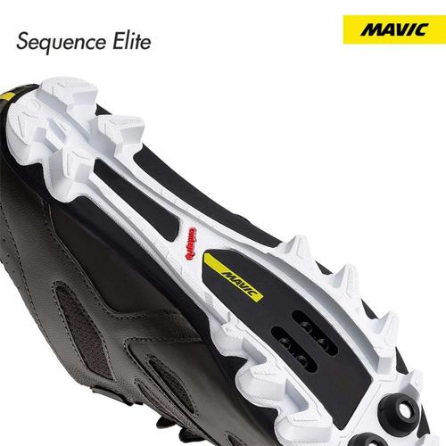 sapatilha mavic sequence elite 2017