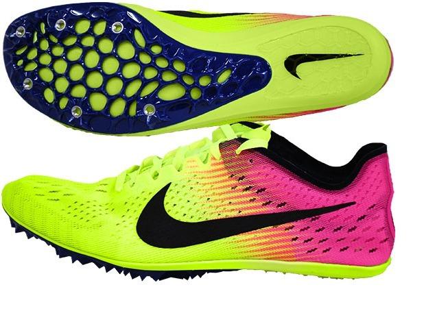 7e27b7c74fa Sapatilha Meio Fundo E Fundo Atletismo - Victory Nike - R  435