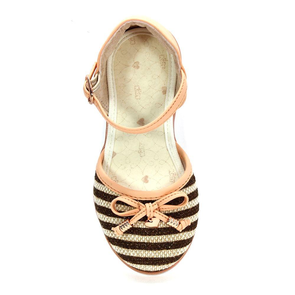 4efbeb8635 sapatilha menina bailarina soft casual nude kidy. Carregando zoom.