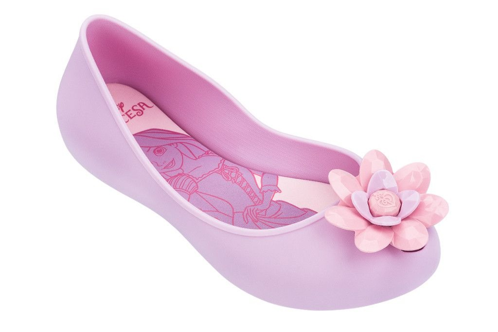 4150f736d9 Sapatilha Menina Disney Dream Princesa Rosa Grendene Clique+ - R  34 ...