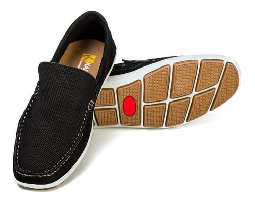 sapatilha mocassim dockside oferta de fábrica calçados pai