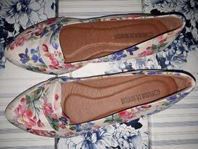 0db7e07fb Sapato Confraria Feminino Sapatilhas no Mercado Livre Brasil