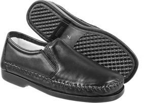 3c9347b1de Sapato Mocassim Em Pelica - Calçados