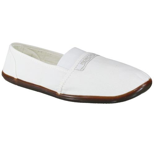 sapatilha moleca tecido brim tradicional conforto - 52059