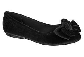 7d43adbad9 Sapatilha Com Laço Moleca - Calçados, Roupas e Bolsas com o Melhores Preços  no Mercado Livre Brasil