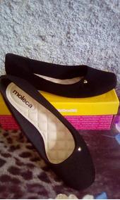 f47aa6c68 Sapatilhas Numero 39 Moleca - Calçados, Roupas e Bolsas com o Melhores  Preços no Mercado Livre Brasil