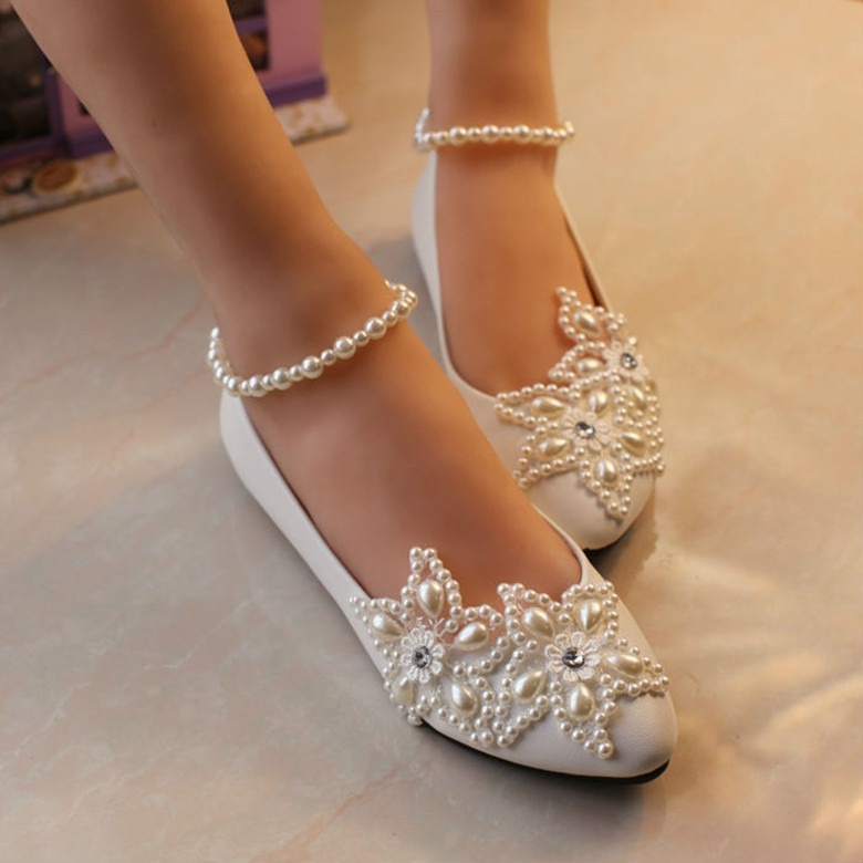 Sapatilha Noiva Branca Personalizada Delicada R 239 00
