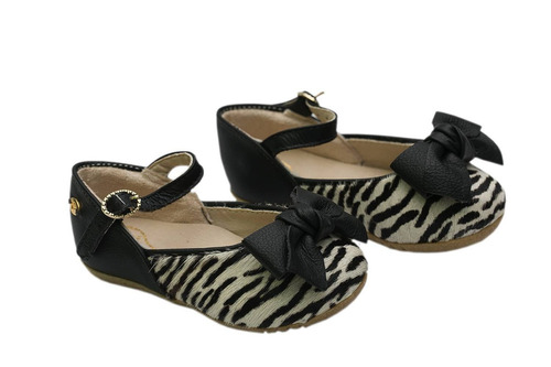 sapatilha pampili lara zebra