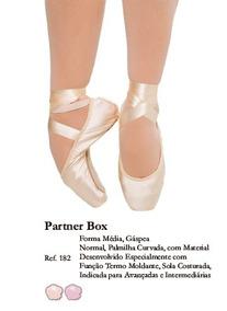 dfca669d0c Ponteira De Gel Ballet Capezio no Mercado Livre Brasil
