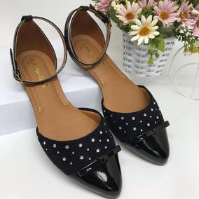 c7582557ae Sapatilha Mirian Shoes Feminina Atacado - Sapatos no Mercado Livre Brasil