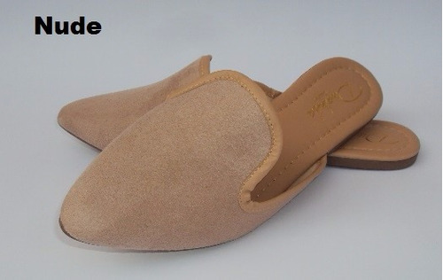 sapatilha salome mule rasteirinha