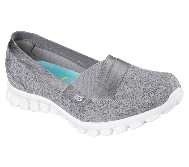 0f77d99183f sapatilha skechers ez flex 2 fascination 22827 gry. Carregando zoom.