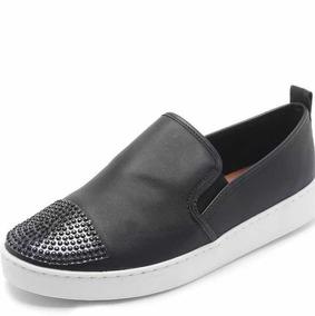 832b2943ff0 Sapatilha Mexicana Preta Com Detalhe Mulher Sapatos - Sapatos no ...