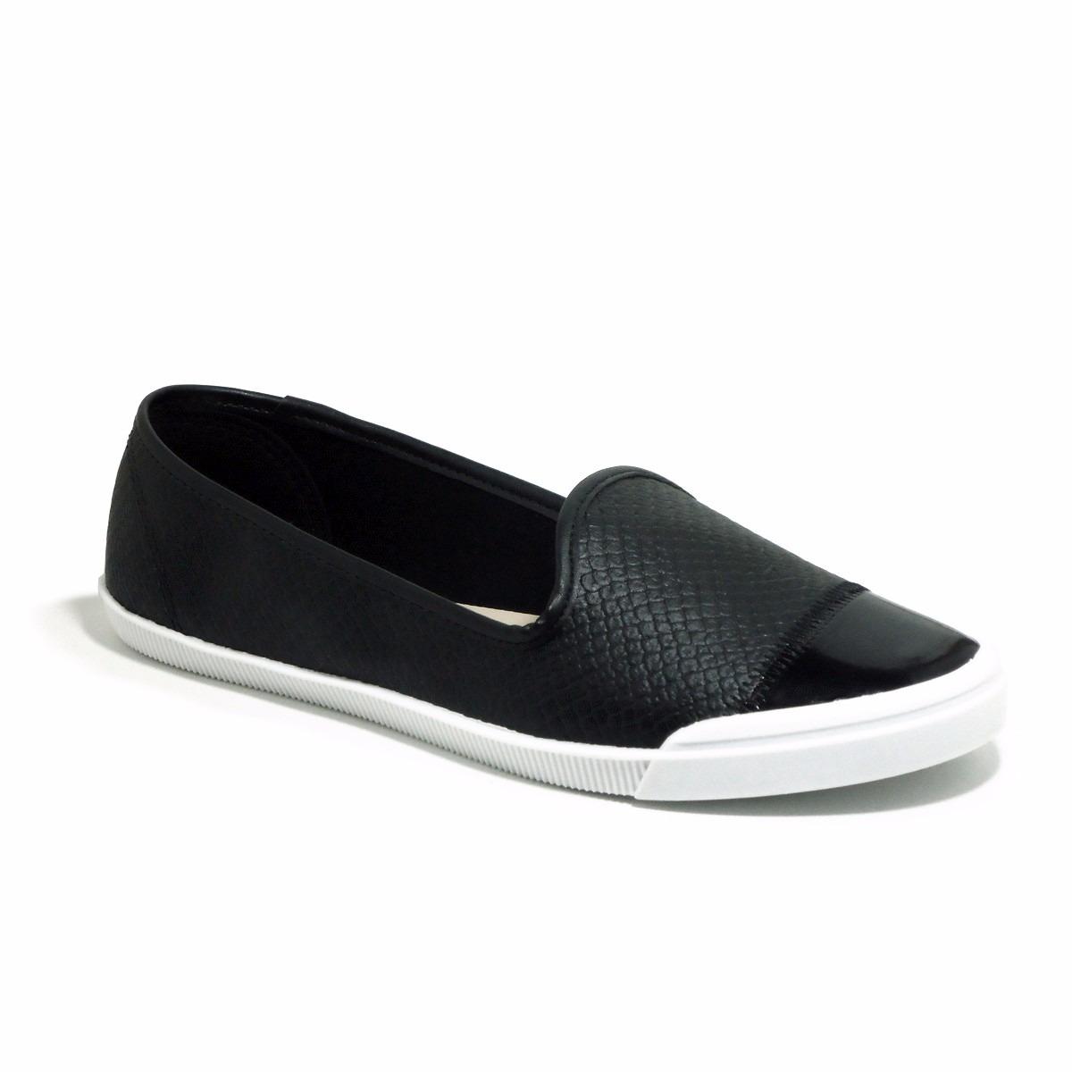 dcbff68b8 sapatilha slipper feminina moleca original preto 5109.432. Carregando zoom.