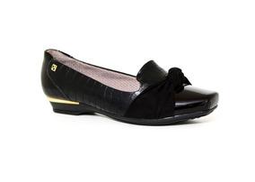 4489dca842 Sapato Bico Quadrado Comfort Vel Feminino Piccadilly - Sapatos no ...