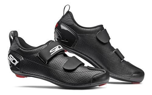 sapatilha triathlon sidi t5 air carbon  preta