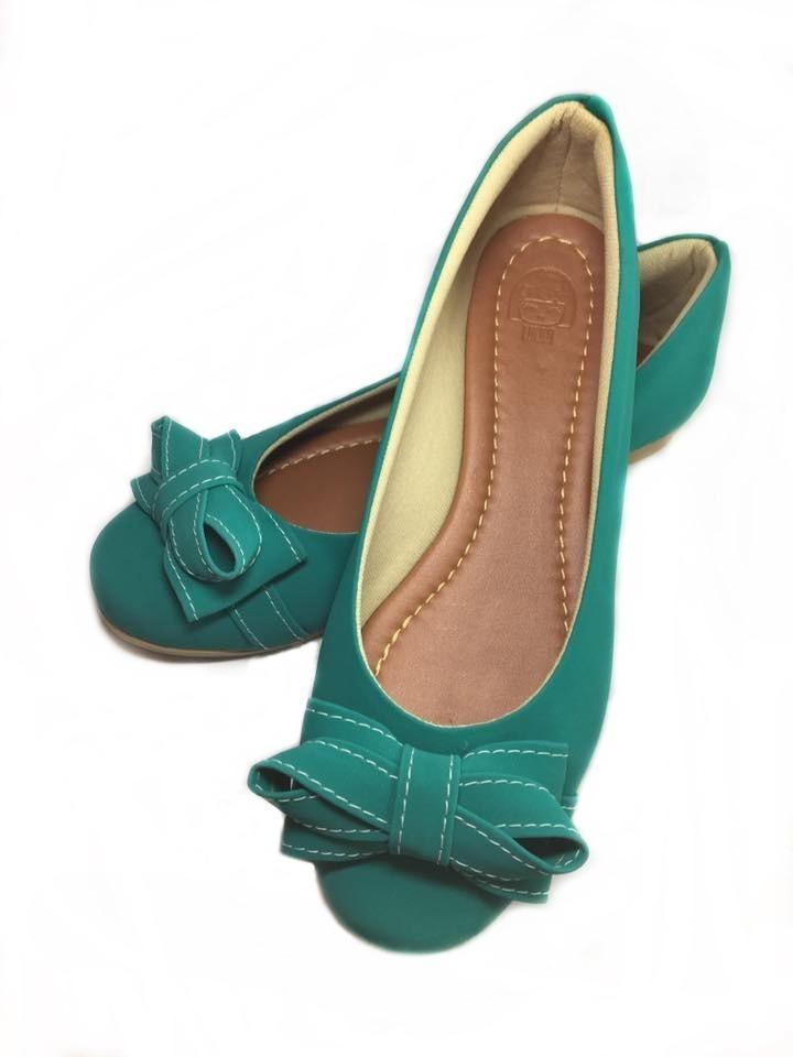 5e529f8fc10 sapatilha verde feminina laço promoção barata. Carregando zoom.