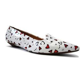 eb824f6955 Sapatilha Tipo Scarpin Sem Salto - Sapatos no Mercado Livre Brasil