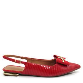 8dbc0cbd55 Sapatilhas Vizzano Verniz - Sapatos Vermelho no Mercado Livre Brasil
