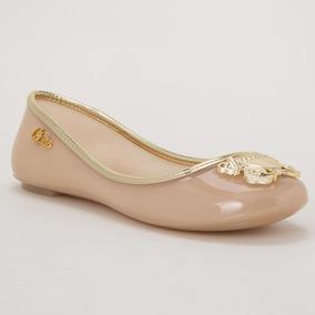4daf2f74cdd Sapatilhas Carmen Steffens Transparente - Calçados