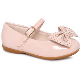 5aa7bf0b2 Sapato Boneca Infantil Verniz Menina Pampili - Sapatos no Mercado ...