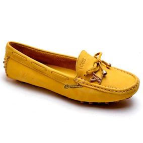 2b92d4afa99 Sapato Feminino Tamanho Grande - Sapatos Amarelo no Mercado Livre Brasil